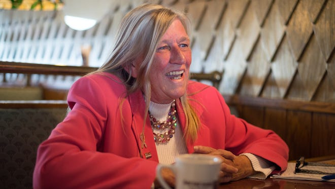 Town of Union Supervisor Rose Sotak, a Republican, is running for re-election.