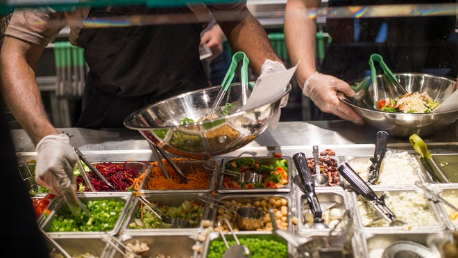 CoreLife advertises itself as a fast-casual diring experience that offers healthy options.