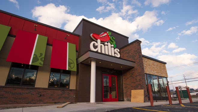 The Chilis at 2545 Vestal Parkway East plans to open on Feb. 6.