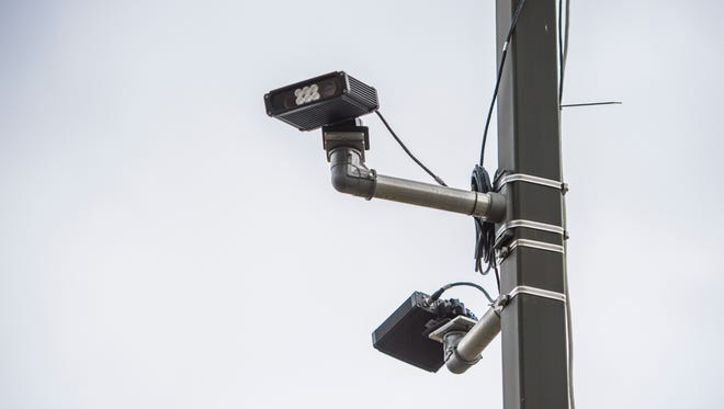 Bossier Parish has installed 12 license plate readers at intersections throughout the parish.