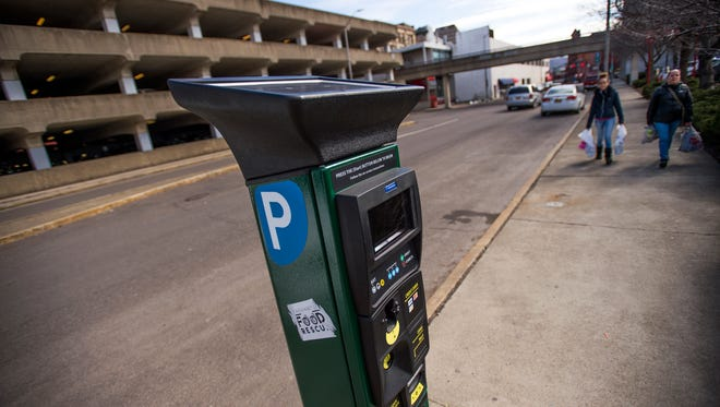The City of Binghamton is installing 50 parking kiosks that will replace 800 old coin-operated meters throughout the city.