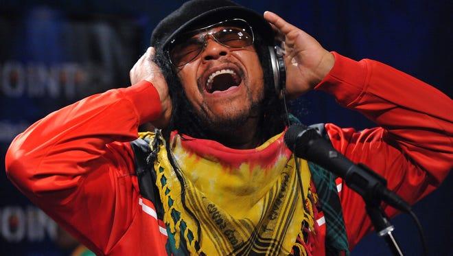 Maxi Priest will headline Saturday's Spring Break Reggae Festival in Cape Coral.