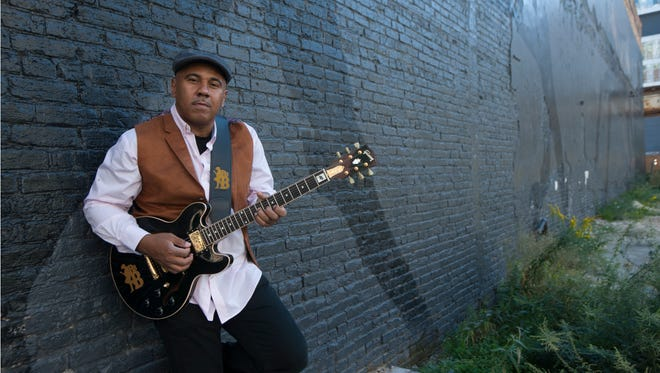 Ronnie Barker Brooks plays Southgate House Revival Friday.