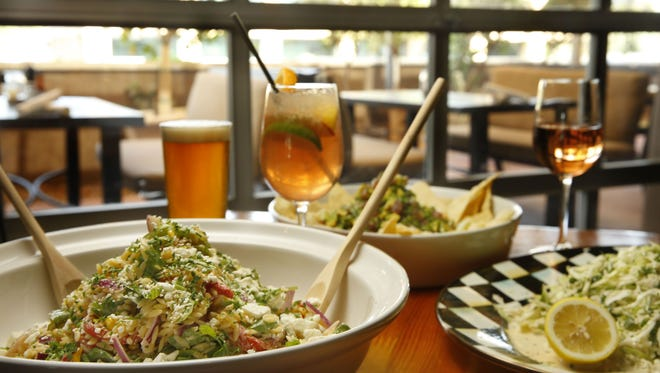 Summer Orzo Salad at Grassroots Kitchen & Tap in Scottsdale.