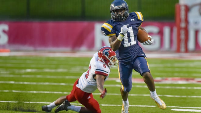 Carencro's Golden Bears had their season opener against Sulphur canceled, while the Comeaux Spartans will now be playing Cecilia at Teurlings Catholic on Friday.