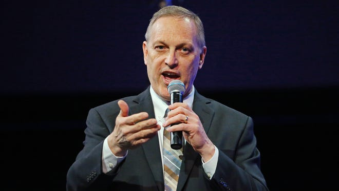 U.S. Rep. Andy Biggs, R-Ariz., is co-sponsoring a resolution calling for special counsel Robert Mueller to resign from the investigation into Russian interference in the 2016 election.