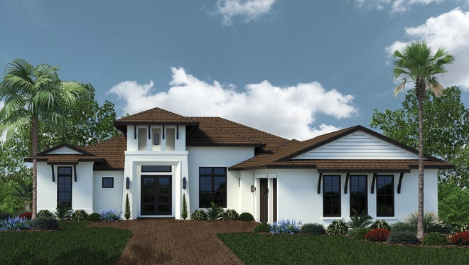 Lyons Housing is building the Aberdeen model in the new community of Carleton Estates.