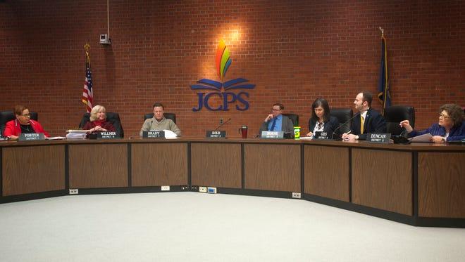 Jefferson County Public School board