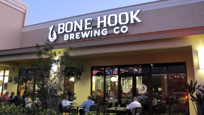 Bone Hook Brewing Co. is expanding into the former Public House space as a brewery restaurant in the Creekside Corners retail center in North Naples.