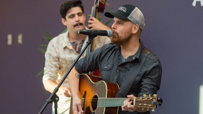 Will Payne Harrison performs Saturday at Cite des Arts to celebrate his Lafayette album release party. Ever More Next will also perform.