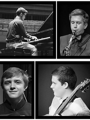 Inspire Jazz Quartet will perform Saturday at DreamWrights Center for Community Arts.