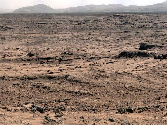 GAN MARS RADIATION 092013 2
