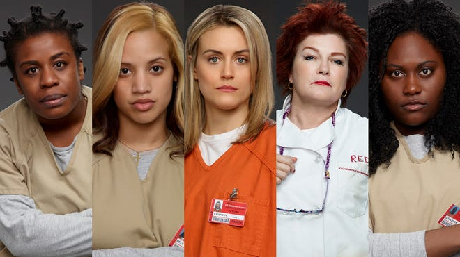 """The ladies of Litchfield return for Season 2 of """"Orange Is the New Black."""""""