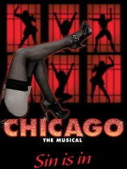 """The dynamic musical """"Chicago"""" opens Jan. 3, 2017, at the Riverside Theatre."""