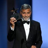 Kentucky native George Clooney nabs film industry's highest honor