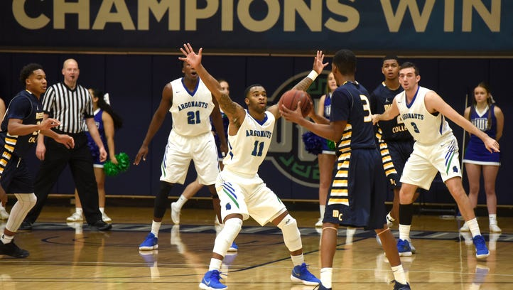 Thorpe's 22 points lead UWF as Argos snap Union losing streak