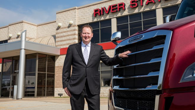 Joe Laux is president and CEO of River States Truck and Trailer.