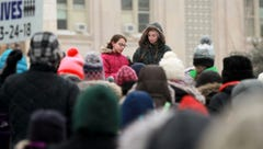 March for Our Lives: Iowa City sixth-grader speaks out on school shootings