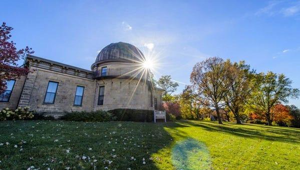 Washburn Observatory on the University of Wisconsin-Madison campus