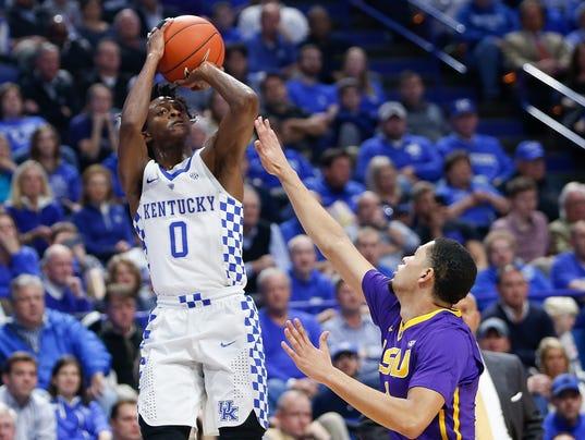Kentucky Basketball Uk Has Second Best Odds To Win: All Basketball Scores Info