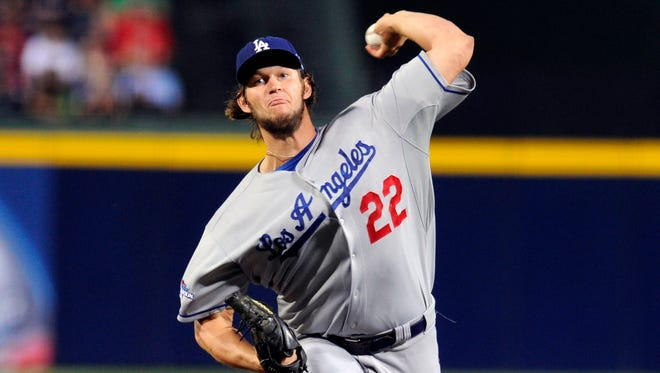Clayton Kershaw's a seven-year deal for $215 million that easily surpassed Justin Verlander's deal.