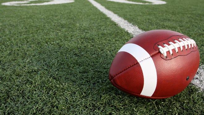 Football coverage logo