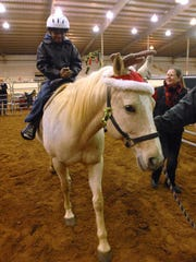 Experience a Christmas in the Country on Saturday, Dec. 16, at The Leaning Post Ranch in Molino.
