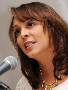 """The University of Southern Mississippi Symphony Orchestra will present a concert entitled """"Made in America"""" that will feature Natasha Trethewey, the current Mississippi Poet Laureate and former United States Poet Laureate on Nov. 6 at Bennett Auditorium."""