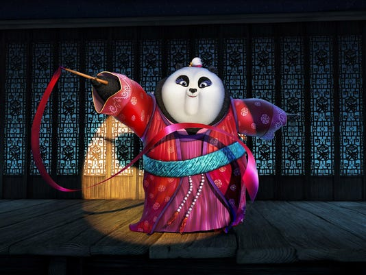 Film Review Kung Fu Panda 3 (3)