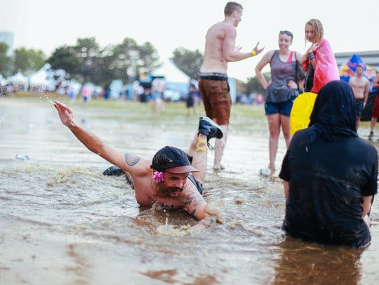 In 2015, a pair of torrential rainstorms  overwhelmed