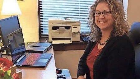 Lisa Crow began serving as pastor of First United Methodist Church, Marengo, in November.