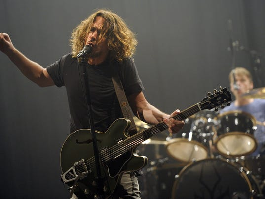 AP SOUNDGARDEN IN CONCERT A ENT USA CA
