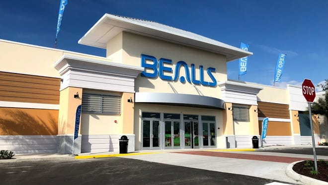 A Bealls department store has opened at Titusville, a milestone for the project that has been under construction since 2015.