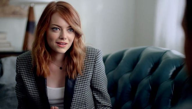 Emma Stone shows off her magic skills in a new short film from Vogue.