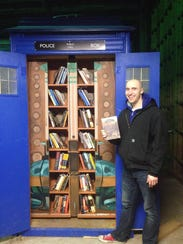 Dan Zemke will realize his dream on Saturday when TARDIS