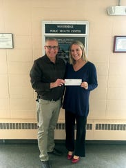 RSI Bank madea recent donation of $2,500 to We Feed
