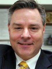Dan Casey, CEO of the St. Clair County Economic Development