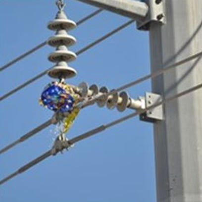 Mylar balloons in power lines trigger outages in Gilbert