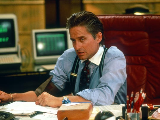 Michael Douglas won an Oscar for his role in Oliver