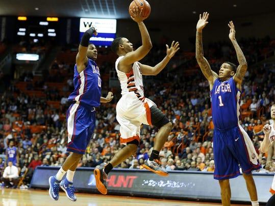 NCAA Basketball: Louisiana Tech at Texas-El Paso