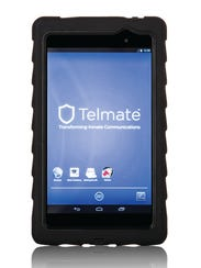 Telmate offers a tablet for use in prison and jail