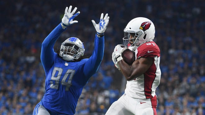 Lions DE Ziggy Ansah is tied for the team lead in sacks, with four, but hasn't appeared as explosive as he was in the past.