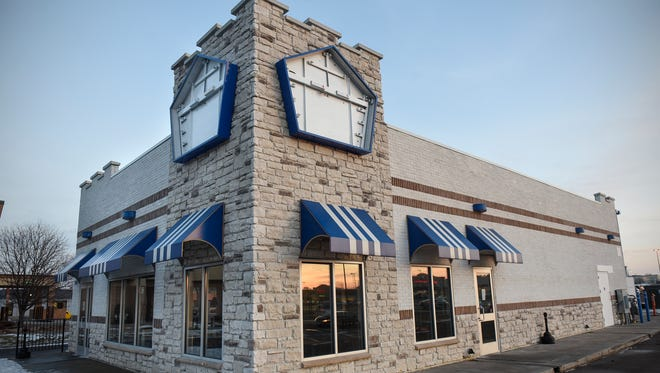 The St. Cloud White Castle location is closed for business Tuesday, Jan. 9. The restaurant closed Saturday after six years in business in St. Cloud.