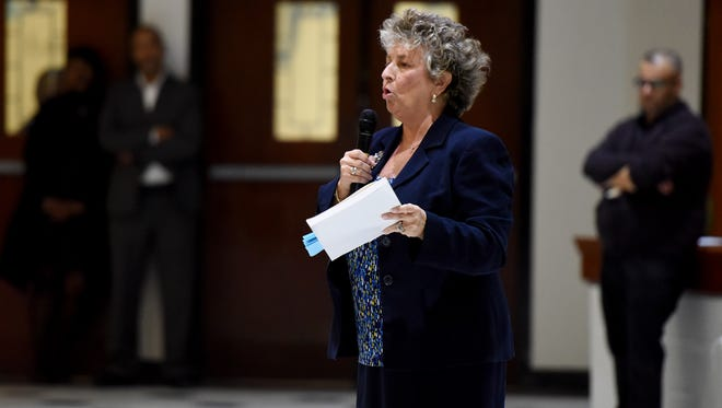 Paterson Superintendent of Schools Eileen Shafer saw her salary increased from $225,486 to $229,075. She will operate on a one-year contract for 2018-19.