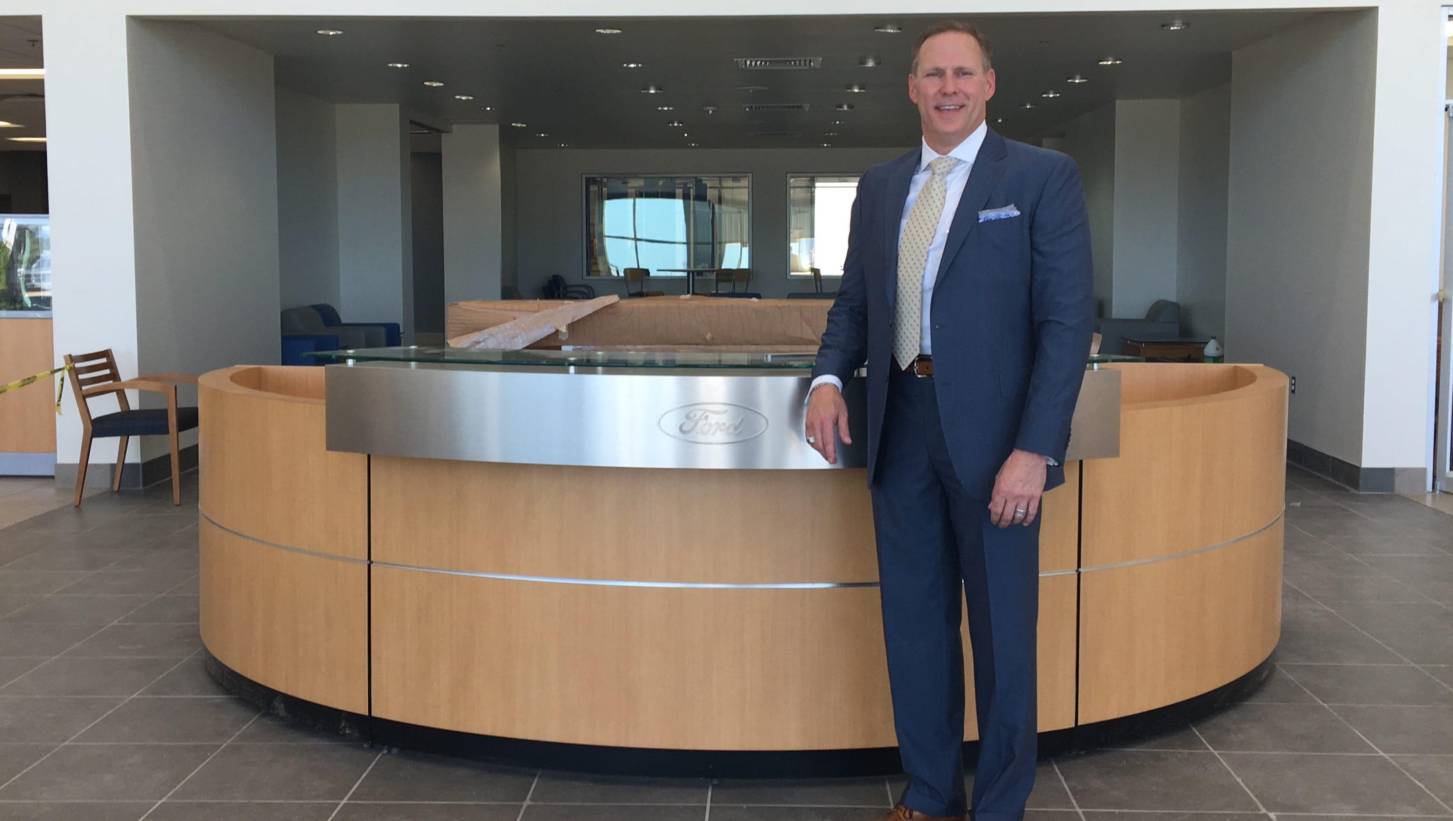 hixson ford doubles in size at new location. Cars Review. Best American Auto & Cars Review