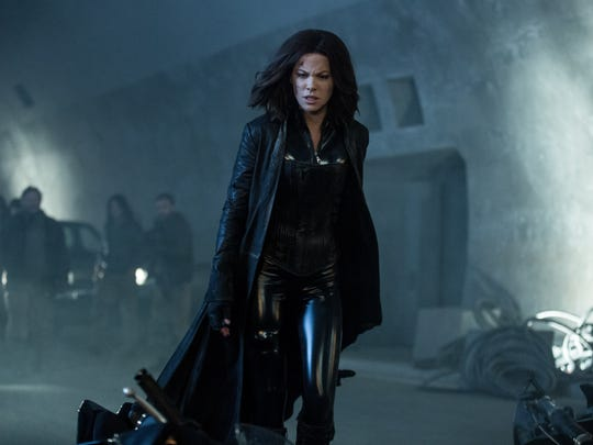 "Kate Beckinsale plays a vampire bent on revenge in ""Underworld: Blood Wars."""
