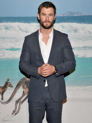 Actor Chris Hemsworth is the global ambassador for Tourism Australia.