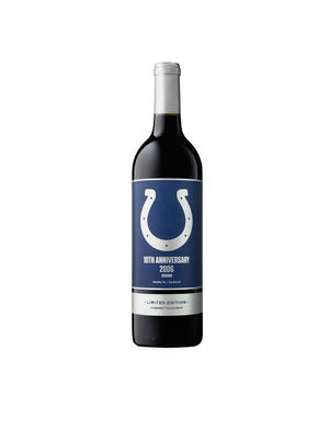 The Indianapolis Colts, in partnership with Wine By Design, have released a Cabernet Sauvignon to commemorate the 2006 team.