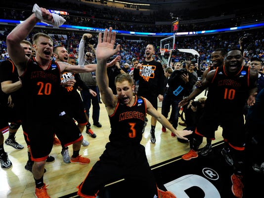 Another Upset: No. 14 Seed Mercer Shocks Duke