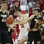 Wisconsin 57, Purdue 53: Happ, Davison help Badgers stun No. 6 Boilermakers